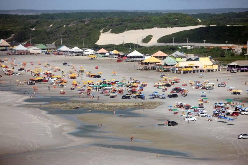 Saneamento Praia do Atalaia terá sistema de abastecimento de água até o final do ano As - Para