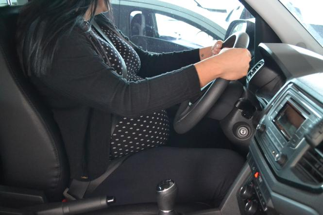Detran alerta sobre os cuidados que gestantes devem ter em veículos