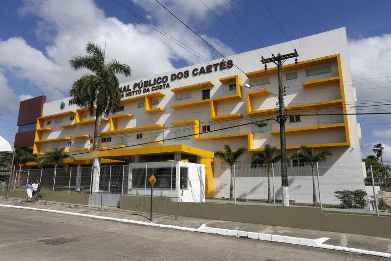 Atendimento Especializado Capanema comemora aniversário com a entrega do Hospital Regional dos Caetés e mais obras - Para