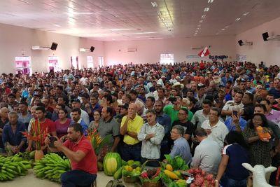 notícia: Pará defende regularização fundiária em audiência pública promovida pela União