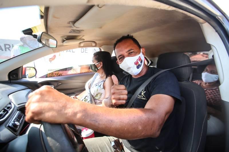Na região dos Carajás, Detran orienta condutores sobre segurança no trânsito
